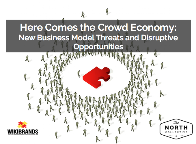 Here Comes the Crowd Economy: New Business Model Threats and Disruptive Opportunities