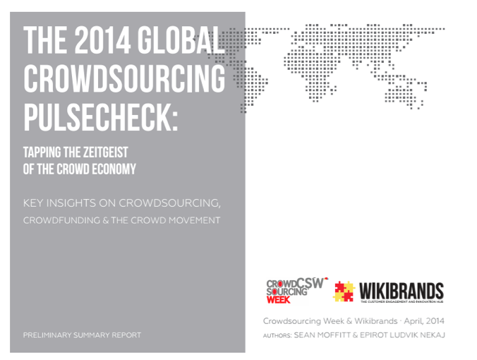 The Crowd Economy Pulsecheck - Key insights on the Crowd, On-Demand and Sharing Economy