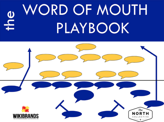The Word of Mouth Playbook