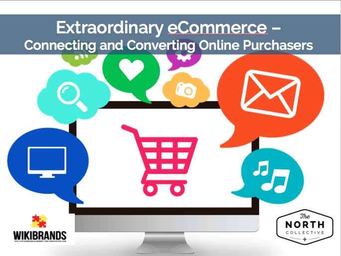 Extraordinary eCommerce – Connecting and Converting Online Purchasers