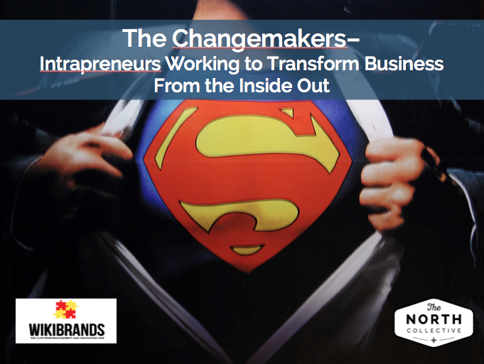 The Changemakers – Entrepreneurs Working to Transform Business From the Inside Out