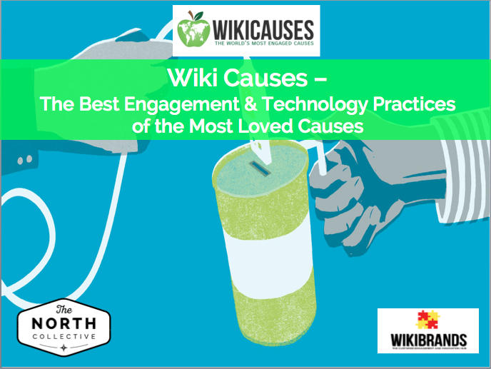 Wiki Causes – The Best Engagement & Technology Practices of the Most Loved Causes