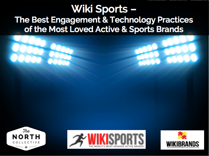 Wiki Sports – The Best Engagement & Technology Practices of the Most Loved Active & Sports Brands