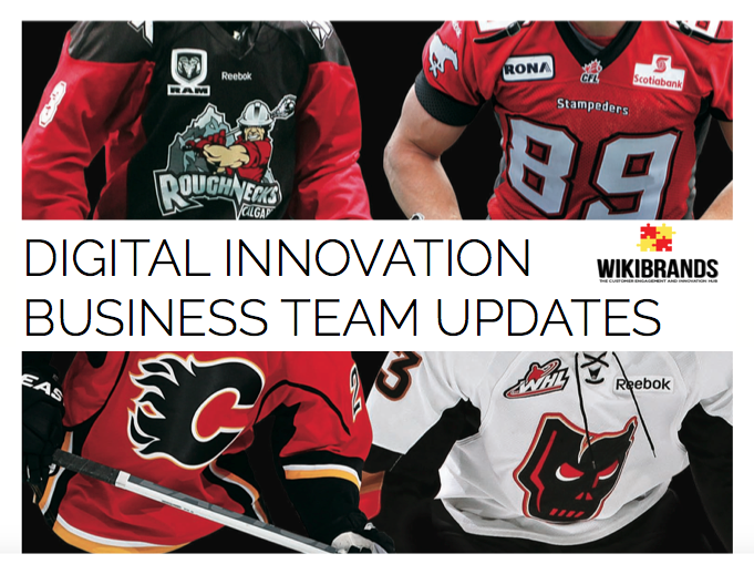 Digital and Social Media Innovation with Calgary Sports & Entertainment Group