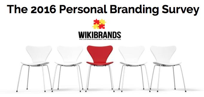 The 2016 Personal Branding Survey