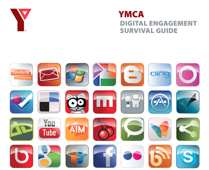 YMCA Canada – Digital New Brand Launch Rollout/Culture Change