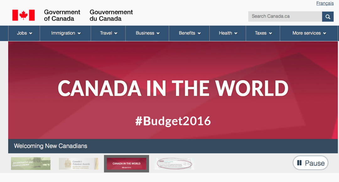Federal Government of Canada – Helping our Government Manage & Export Digital Engagement