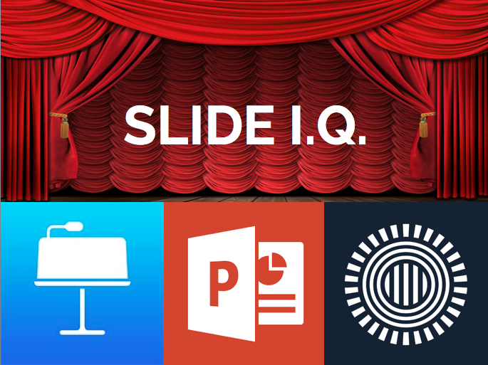 Slide IQ – Presentations for Impact – Length, Density, Quality & 10 Leading Characteristics