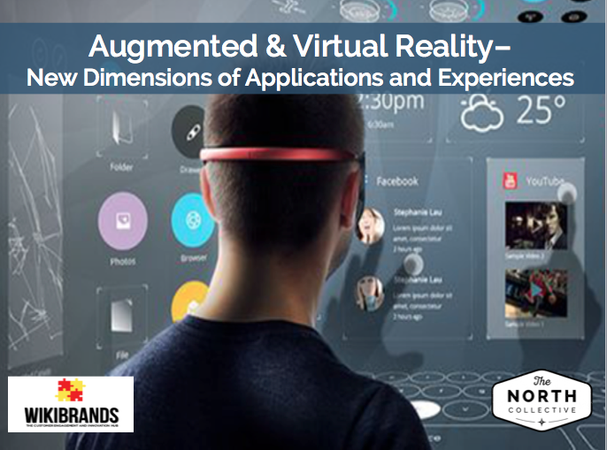 Augmented & Virtual Reality – New Dimensions of Applications & Uses