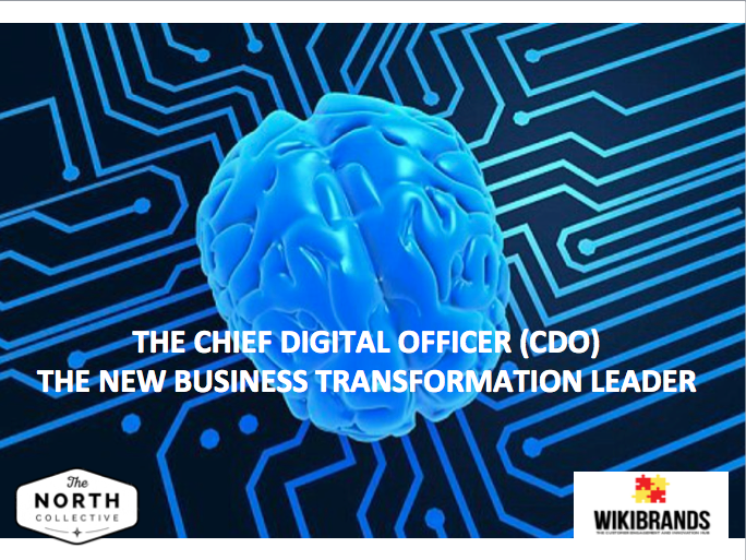 The Chief Digital Officer (CDO) – The New Business Transformation Leader