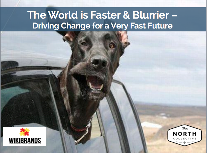 The World is Faster & Blurrier – Driving Change for as Very Fast Future