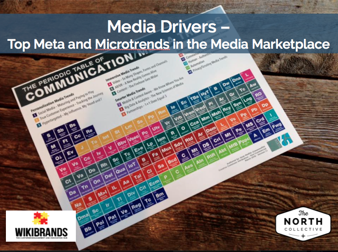 Media Drivers – Top Meta and Microtrends in the Media Marketplace