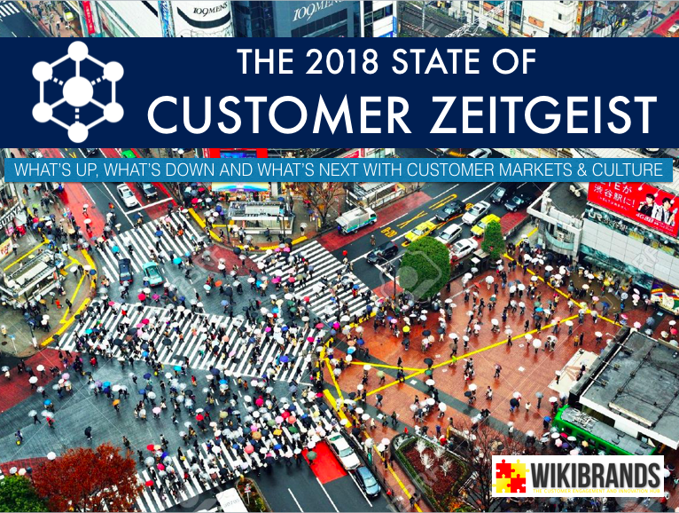 The Customer Zeitgeist - Mining the Future of the Customer