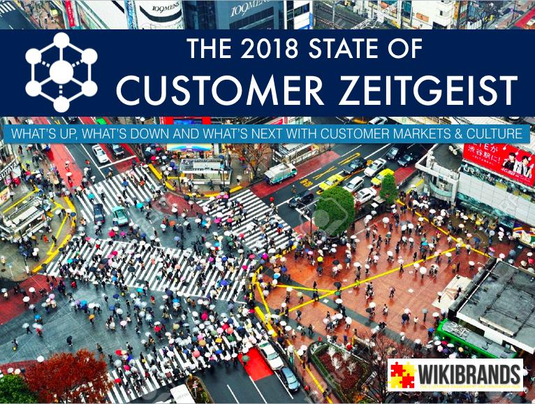The Customer Zeitgeist - Mining the Future of the Customer