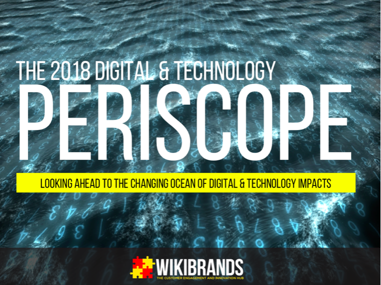 The 2018 Digital & Technology Periscope